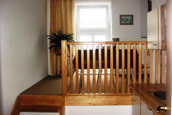 Central Penzion Apartments Smetanka - фото 2