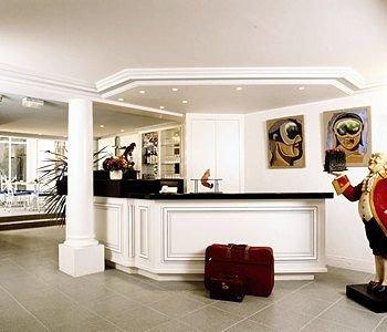 Отель MY HOME IN PARIS - фото 14