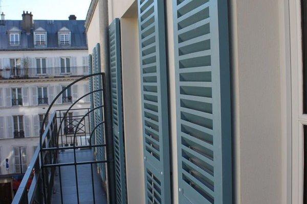 Отель MY HOME IN PARIS - фото 21