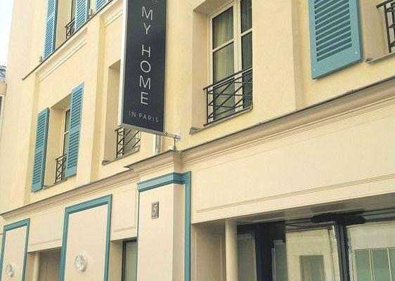 Отель MY HOME IN PARIS - фото 22