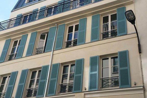 Отель MY HOME IN PARIS - фото 23