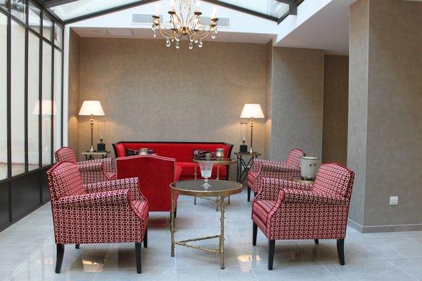 Отель MY HOME IN PARIS - фото 7