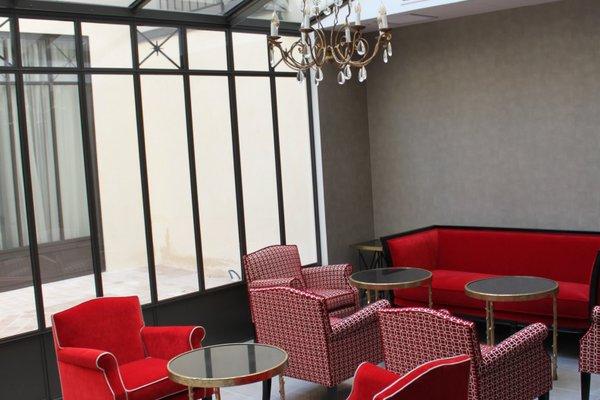 Отель MY HOME IN PARIS - фото 8