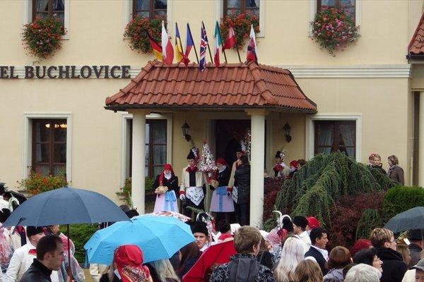 Hotel Buchlovice - фото 20