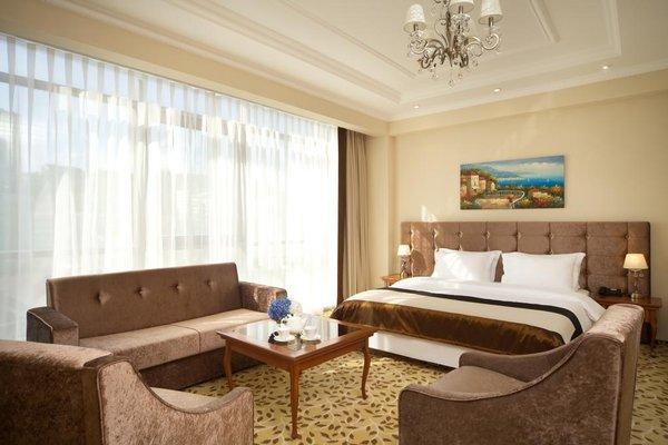 Отель Звездный - фото 1