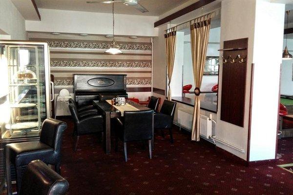 Hotel Montenegro - фото 12