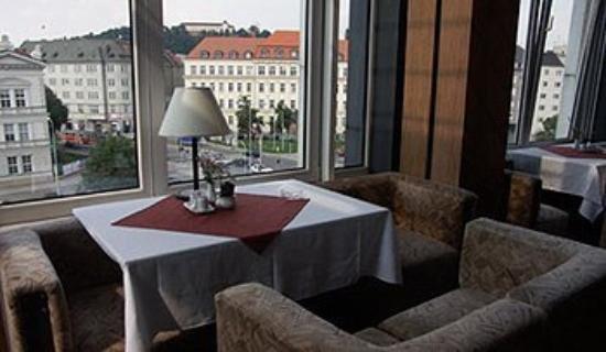 A-Austerlitz Hotel - фото 19