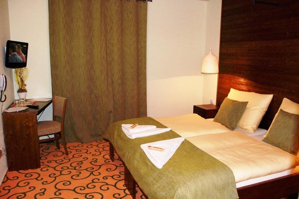 Hotel Sharingham - фото 2