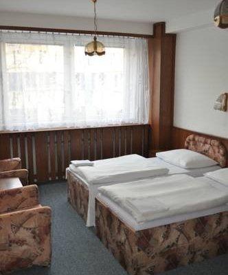 Гостиница «Moravka», Брно