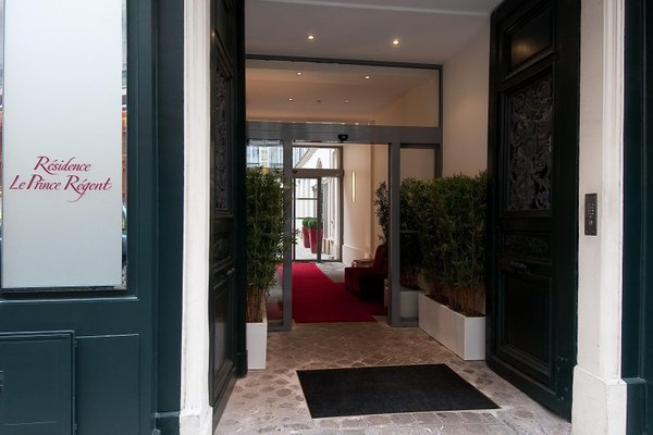 Residence & Spa Le Prince Regent - фото 14