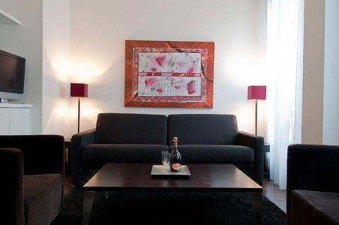 Residence & Spa Le Prince Regent - фото 7
