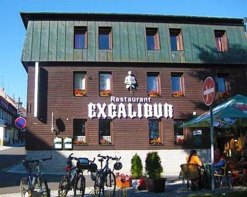 Hotel Bozi Dar - Excalibur - фото 20