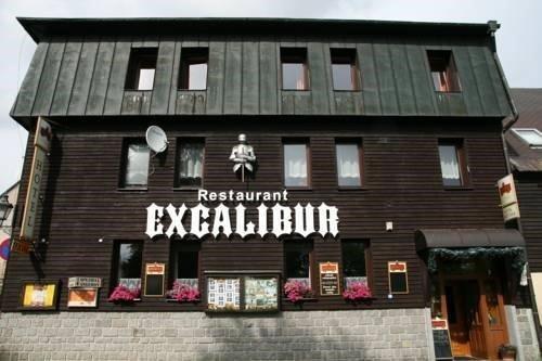 Hotel Bozi Dar - Excalibur - фото 21