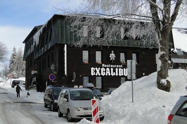 Hotel Bozi Dar - Excalibur - фото 22