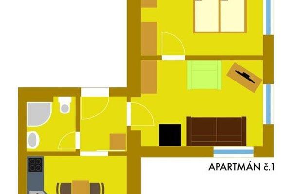 Apartmany Cestar Bozi Dar - фото 10
