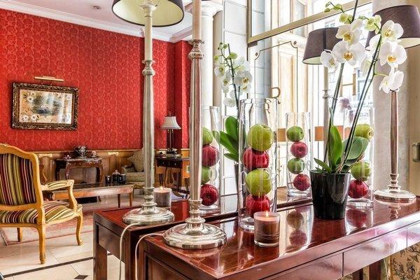 Hotel Regence Paris - фото 12