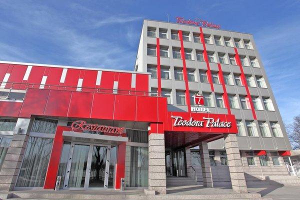 Teodora Palace Hotel - фото 21