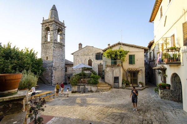 Casa Della Torre In Borgo Medievale - фото 14