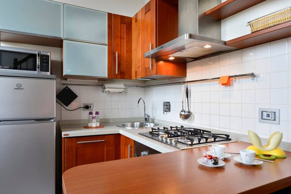Beverara Halldis Apartment - фото 4