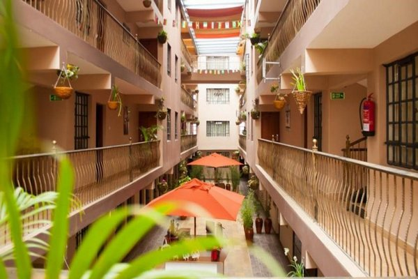 67 Airport Hotel Nairobi - фото 11