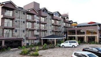 67 Airport Hotel Nairobi - фото 23