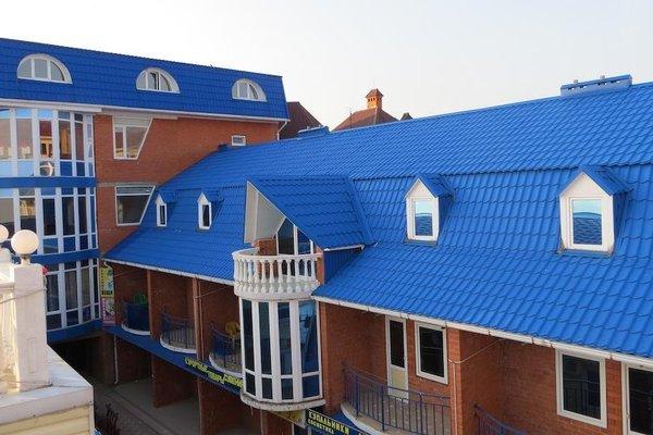 Отель Кавказ - фото 22