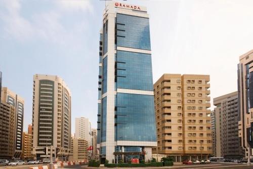 Ramada Abu Dhabi Corniche - фото 22