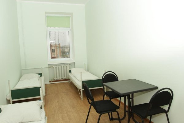 Center Hostel, Липово