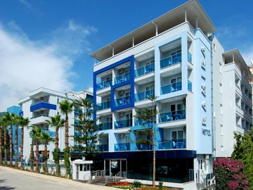 Kleopatra Ramira Hotel - All Inclusive