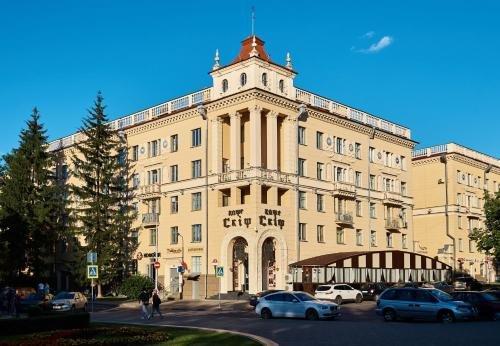 Апартаменты на Площади Победы - фото 23