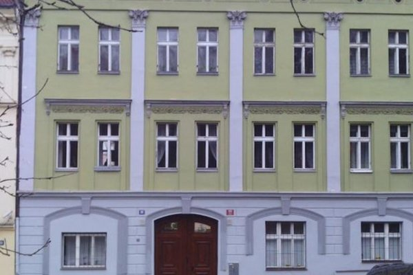 Apartment Vysehrad Prague - фото 50