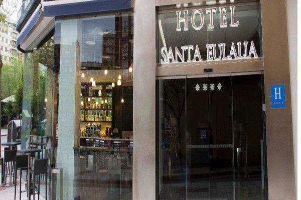 Hotel Santa Eulalia - фото 18