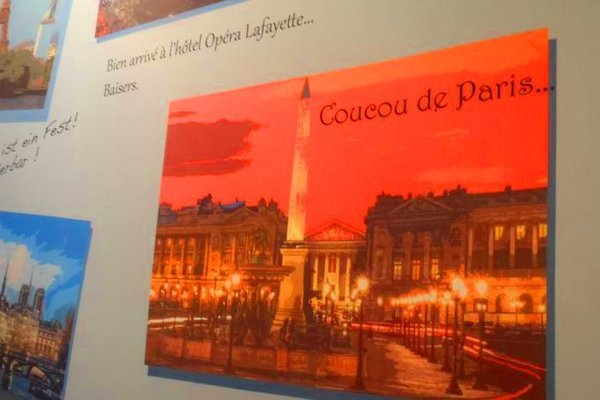 Hotel Opera Lafayette - фото 17