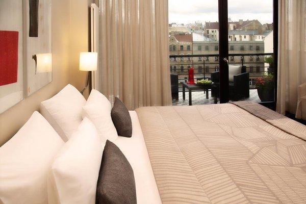 Hotel Bergs - фото 2