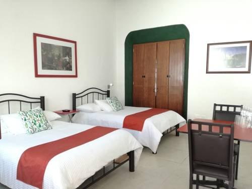 Hotel del Capitan de Puebla - фото 6