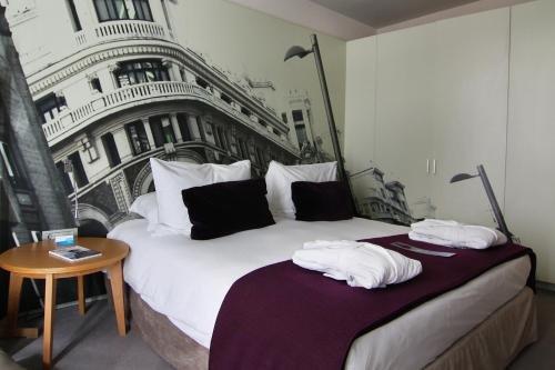 Radisson Blu Hotel, Madrid Prado - фото 1