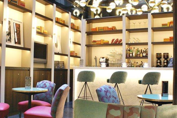 Radisson Blu Hotel, Madrid Prado - фото 10