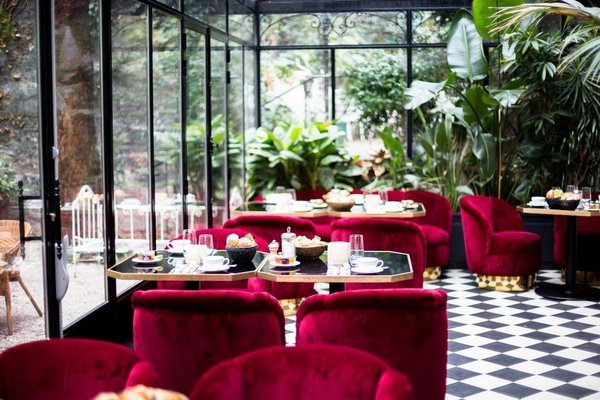 Hotel Particulier Montmartre - фото 13