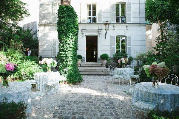 Hotel Particulier Montmartre - фото 20
