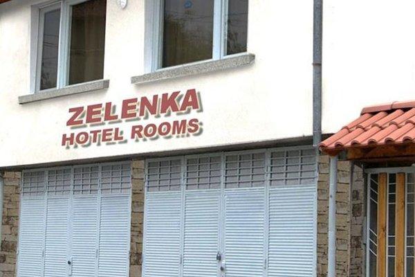 Guest Rooms Zelenka - фото 8