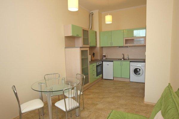 Aparthotel Belvedere - фото 13