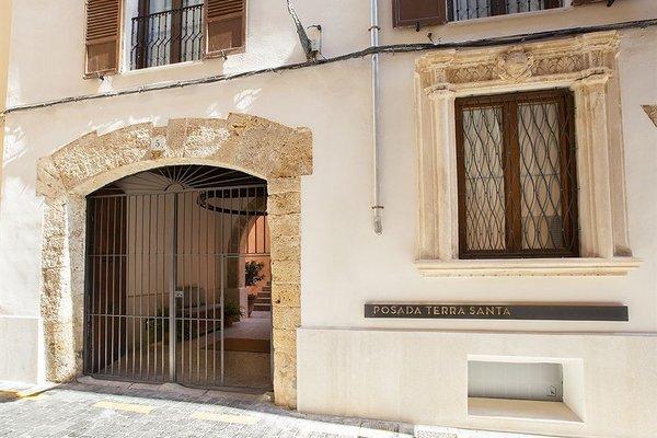 Boutique Hotel Posada Terra Santa - фото 22