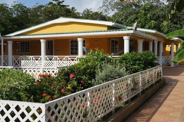 Гостиница «CABANA MISS KENJHA», Остров Сан-Андрес