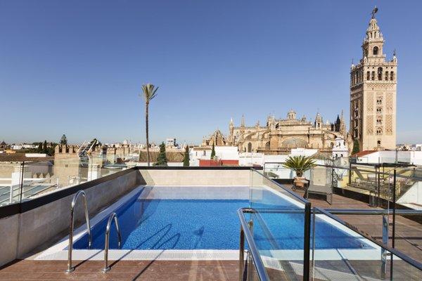 Hotel Casa 1800 Sevilla - фото 22