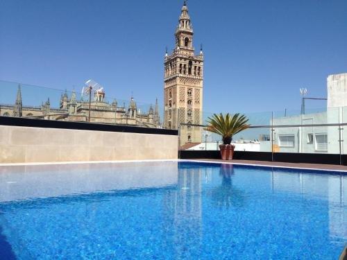 Hotel Casa 1800 Sevilla - фото 23
