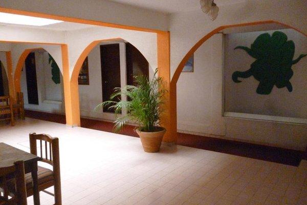 Hotel Huautla - фото 11