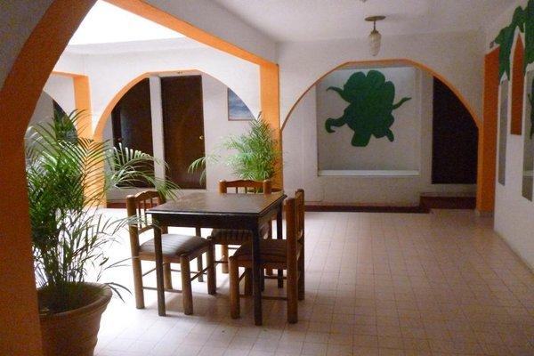 Hotel Huautla - фото 12