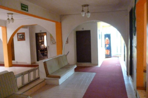 Hotel Huautla - фото 13