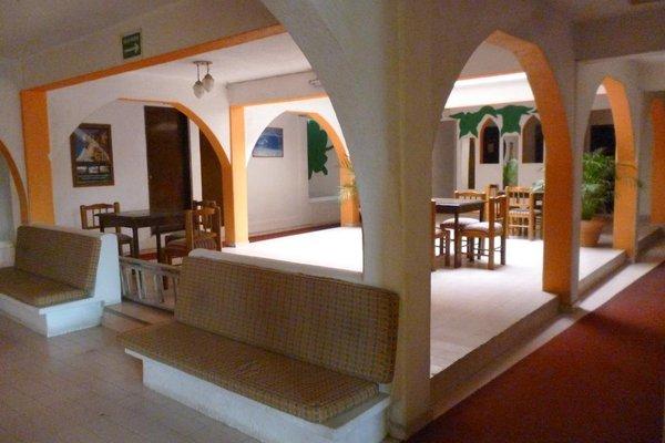 Hotel Huautla - фото 14