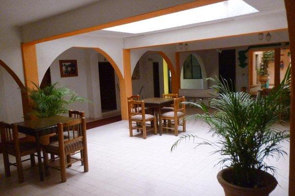 Hotel Huautla - фото 16